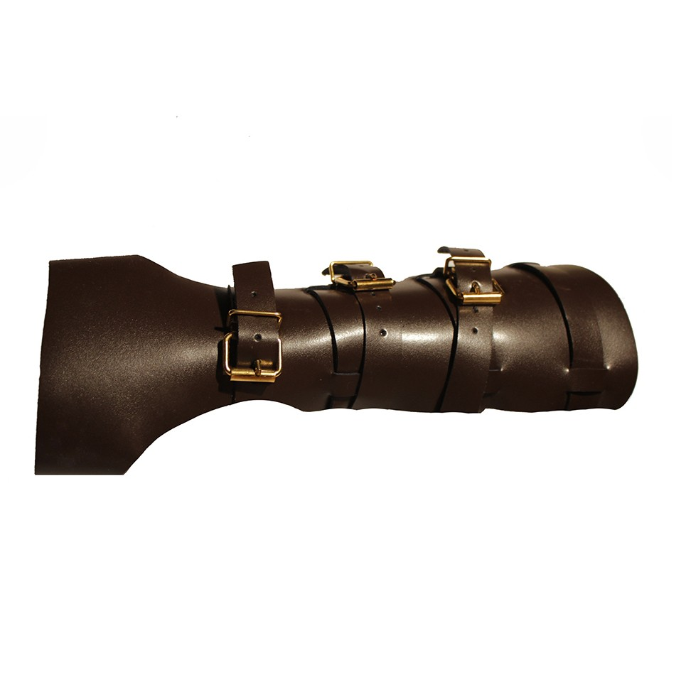 Brown Leather Hand Splint