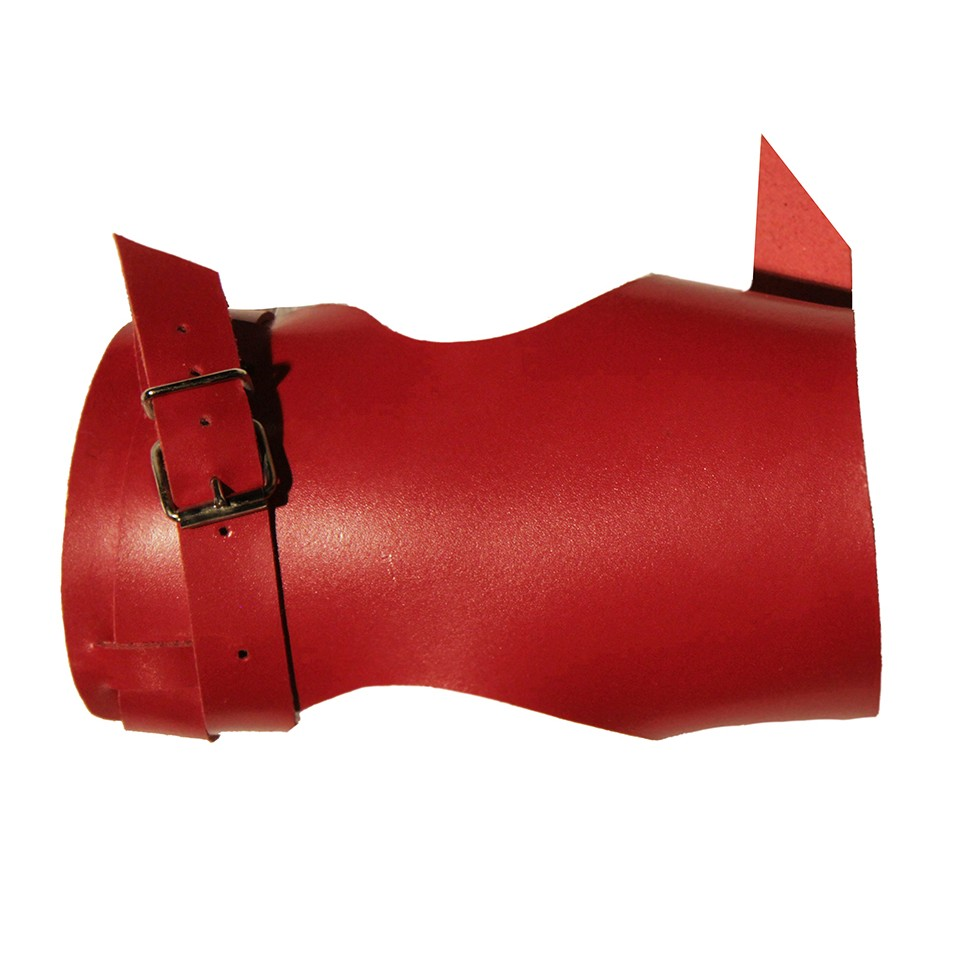 Red Leather Hand